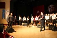MUSTAFA ÇIFTÇI - Adıyaman'da 'Yiğitlerin Türküsü' Adlı Konser Düzenledi