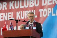 İBRAHİM HACIOSMANOĞLU - Ahmet Ağaoğlu Trabzonspor'un 17. Başkanı Oldu