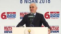 FATMA BETÜL SAYAN KAYA - AK Parti Silivri 6. Olağan İlçe Kongresi