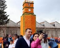 HADRIAN - Antalya'da 50 Ton Narenciyenin Kullanıldığı Portakal Çiçeği Festivali Başladı