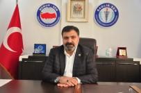 SAĞLıK SEN - Antalya Sağlık Sen'den Mehmetçik Vakfı'na Bağış