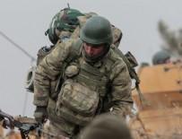 TERÖR OPERASYONU - Asker 20 kilometre içeriye girdi