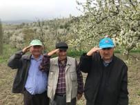 Askerlik Arkadaşları 48 Yıl Sonra Bursa'da Buluştu