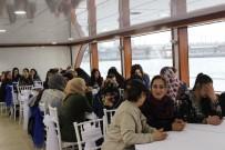 FİKRİ IŞIK - Başbakan Yardımcısı Işık'ın Davetiyle Yüksekova'dan İstanbul'a Geldiler