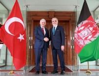 15 TEMMUZ DARBE GİRİŞİMİ - Başbakan Yıldırım: Afganistan 15 Temmuz'da gerçek dost olduğunu bir kez daha ispat etti