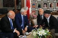Başkandan Şehit Ve Gazilere Vefa