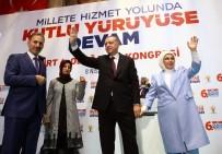 Cumhurbaşkanı Erdoğan Açıklaması '2019 Seçimleri Kazanımların Devamı İçin Milat Olacak' (1)