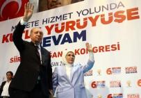DARMADAĞıN - Cumhurbaşkanı Erdoğan Açıklaması 'Ana Muhalefetin Popülizm Tuzağına Düşmedik' (2)