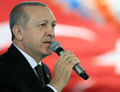 Cumhurbaşkanı Erdoğan: Arka plandaki büyük oyuna darbe vurduk