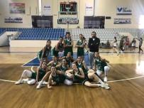 TÜRKIYE BASKETBOL FEDERASYONU - Diyarbakır Kayapınar Belediyesi Basketbolda Doludizgin