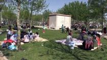 Diyarbakırlılar Hafta Sonu Piknik Alanlarına Akın Etti