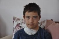 BÖBREK HASTASI - Down Sendromlu Süleyman 10 Yıldır Organ Bekliyor