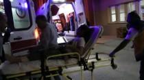 Erzincan'da Otomobil İle Hafif Ticari Araç Çarpıştı Açıklaması 6 Yaralı