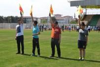 HAKEM KURULU - Futbol Aday Hakem Kursu Tamamlandı