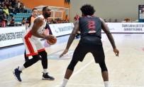 MILLER - Gaziantep Basketbol Evinde Kazanmayı Bildi