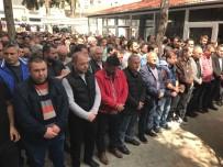 MEHMET METIN - Genç Yaşta Hayatını Kaybeden Erkan Paşaoğlu Toprağa Verildi