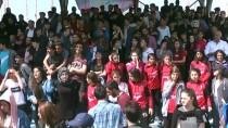 Hakkari'de Amatör Lige Yükselme Maçında Gerginlik