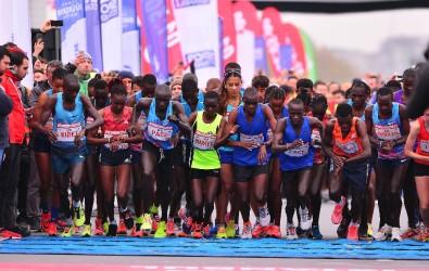 İstanbul Yarı Maratonu'nda rekor