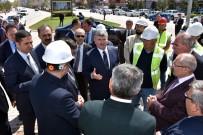 UĞUR İBRAHIM ALTAY - Konya'da Kesintisiz Trafik Akışı İçin 5 Yeni Köprülü Kavşak Ve Yaya Üst Geçidi Yapılıyor
