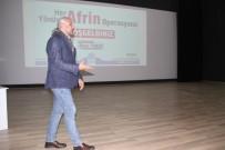 METE YARAR - Mete Yarar Açıklaması 'Türkiye'de Terörün Kökünü Kazımakla İlgili Artık Otorite, Karar Var'