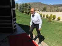 BELEDİYE MECLİS ÜYESİ - MHP'li Yaşar Yıldırım Ülkücü Şehitler Anıtı'nı Ziyaret Etti