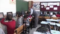 Öğrencilerini 2. El Bilgisayarlarla İnternetle Buluşturdu