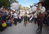 PROMOSYON - Portakal Çiçeği Karnavalı 'Tea Party' İle Renklendi
