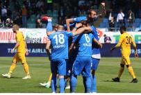ÇAYKUR - Rize'de 5 Gol Vardı