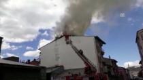 KEMAL MUTLU - Sarıkamış'ta Ev Yangını