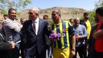 Savur'da Eski Emniyet Müdürüne Coşkulu Karşılama