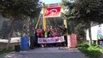 OSMAN NURI CIVELEK - Sosyal Medyada Bir Araya Gelip Türkiye'yi Geziyorlar