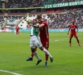 ALI TURAN - Spor Toto Süper Lig Açıklaması Atiker Konyaspor Açıklaması 1 - D.G. Sivasspor Açıklaması 0 (İlk Yarı)