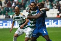 MOUSSA SOW - Bursaspor: 0 - Kasımpaşa: 1 (Maç Sonucu)