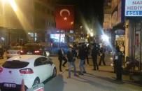 MECIDIYE - Sultanbeyli'de Asker Uğurlamasında Silah Sesleri Korku Dolu Anlar Yaşattı