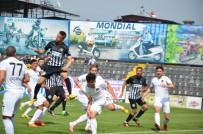 NAZİLLİ BELEDİYESPOR - TFF 2. Lig Açıklaması Nazilli Belediyespor Açıklaması 1 Bugsaşspor Açıklaması 3