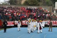 ÇARDAKLı - TFF 2. Lig Açıklaması Zonguldak Kömürspor Açıklaması 1 - Gümüşhanespor Açıklaması 1