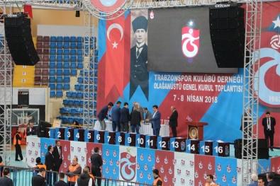 Trabzonspor, yeni başkanını seçiyor. Oy verme işlemi sona erdi