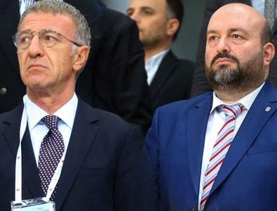 Trabzonspor'un yeni başkanı Ahmet Ağaoğlu oldu!