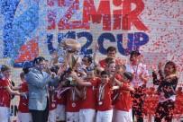 KIRMIZI HALI - U12 İzmir Cup'ta Hollanda Derbisinin Şampiyonu Az Alkmaar