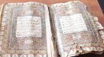 150 Yıllık Kur'an-I Kerim Sergilendi