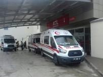Adana'da Öğrenci Servisi Devrildi Açıklaması 16 Yaralı