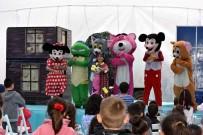 KAHKAHA - Aliağa Belediyesinden Çocuklara Keyifli Hafta Sonu