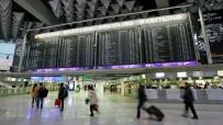MÜNİH - Almanya'da Havaalanlarında Yarın Greve Gidilecek