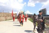 Askeri Üs Bölgelerinde Mehteran Gösterisi