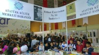 KITAP FUARı - Atatürk Kültür Merkezi Başkanlığı Yayınlarına Denizli'de Büyük İlgi