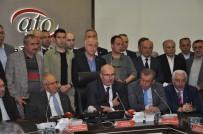 ANKARA TİCARET ODASI - ATO Başkanı Baran'dan Saldırıya İlişkin Açıklama