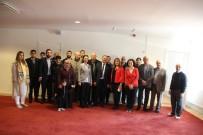 FEYZULLAH ARSLAN - AÜ Uluslararası Tanıtımlara Devam Ediyor