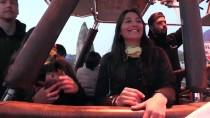 SICAK HAVA BALONU - Balon Turları Turistleri Cezbediyor