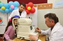 GÖZ MUAYENESİ - Başakşehir Belediyesi'nden İlkokullara Genel Sağlık Taraması