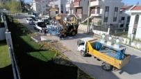 YENIKÖY - Başiskele'de 5 Noktada Daha Çöpler Yeraltına İndi